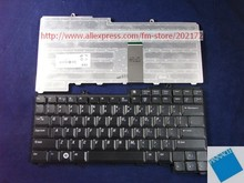 Brand  New Black Laptop  Notebook Keyboard 0NC929  NSK-D5A01 9J.N6782.A01 For  Dell Inspiron 630m 640m 6400 9400 US layout