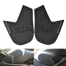 For Yamaha MT-09 MT09 MT 09 2014 2015 Motorcycle Protector Anti slip Tank Pad Sticker Gas Knee Grip Traction Side 3M Decal