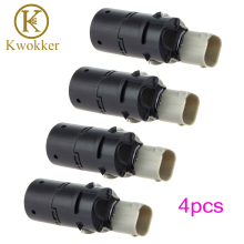 4pcs/lot PDC Reverse Parking Sensor PDC For BMW E39 E46 E53 E60 E61 E63 E64 E60 E61 1-7Series Parking Sensor Park Sensoru