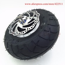 "Buy High 10"" Scooter Wheel Scooter Front Wheel Completely E-mark 90/90-4 On-road Tyre&Brake Disc (Scooter Spare Parts) for $25.69 in AliExpress store"