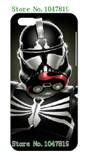 Mobile Phone Case Retail 1pc star wars logo design Protective White Hard Case For Iphone 5C Free Shipping