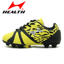 Health 2016 FOOTBALL new boot indoor soccer shoes kids de soccer boots superfly cleats football sneakers free shipping
