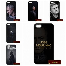 Jose Mourinho Soccer coach Phone Cases Cover For iPhone 4 4S 5 5S 5C SE 6 6S 7 Plus 4.7 5.5   AM1039