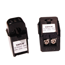 Free shipping SCTD010T 0-50A AC current to 0-5V DC current split core current transformer(China)
