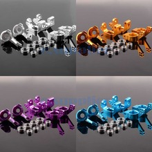 RC 1/10 Model Car HSP 02013 02014 02015 Purple/Gold/Silver/Blue Upgrade Part 102010 102011 102012 Set  For HSP 94111 94123 94107