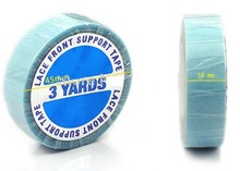 "3 yards Super tape 1/4""x 3 Yard 3 Roll Tape ~Hair Extensions,Adhesive on white lined core. 1pc lot"