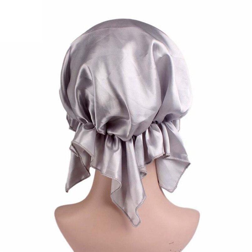 Women Summer Hats Fashion Casual New Arrivals Cancer Chemo Hat Beanie Scarf Turban Head Wrap Cap Hot Sale Hats #J19 (13)
