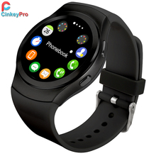 CinkeyPro Sport Men Samrt Watch G3 MTK2502 Heart Rate Health Pedometer Smartwatch for Apple iPhone Android Huawei