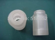 Acrylic Sleeve with Convex Top for 020 Guide Wheel(pulley) and 624 Bearing for High Speed Wire Cut EDM Parts(China)