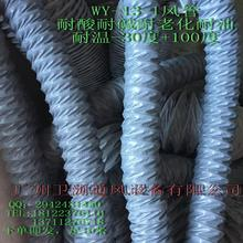 Producing PVC clip fabric, retractable air hose / flame retardant duct / three proofing air duct