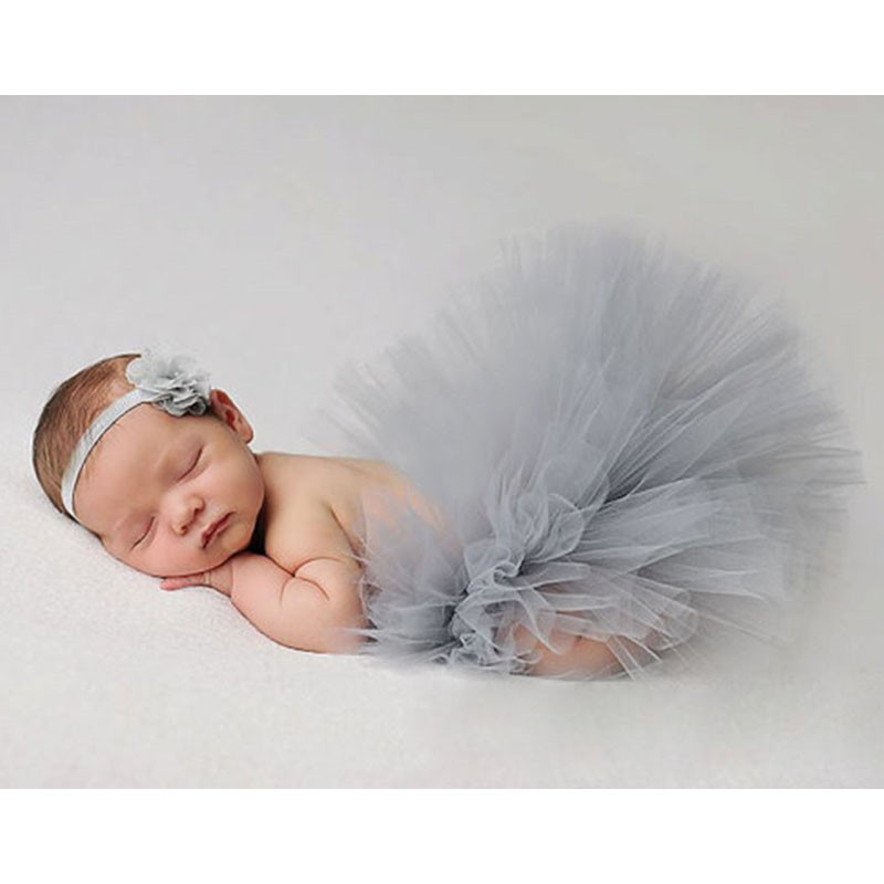 2016-NEW-Princess-Newborn-Tutu-and-Matching-Flower-Headband-Baby-Photography-Prop-Skirt-Birthday-Sets-For