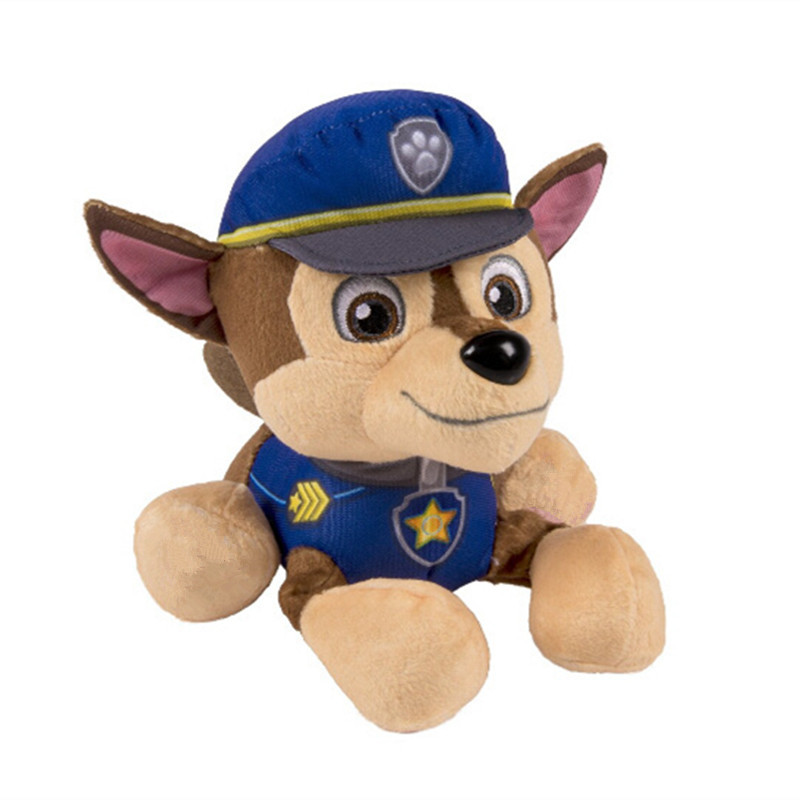J097 Kawaii! High Quality Kids Gifts 20cm  Firefighting Assistance Patrol Puppy Dogs Plush Toys Stuffed Doll Wholesale<br><br>Aliexpress