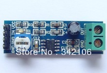 Free Shipping!!!   LM386 200 gain of audio amplifier module amplifier module