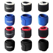 Aolikes Sports Wristband Gym Wrist Thumb Support Straps Wraps Bandage Fitness Training Safety Hand Bands1 Pcs(China)