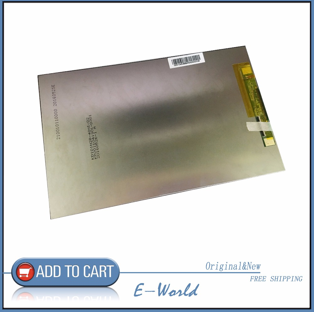 Original 10.1inch LCD screen for MIIX310 tablet pc free shipping<br>
