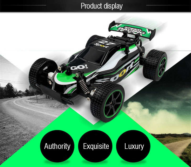 120 Off Road Remote Control Car 2.4G 2WD RC Car Radio Controlled Toys  RC Electric Car Off Road Truck Boy Cool Gifts (7)