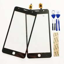 New Touchscreen For Alcatel One Touch Pop Star 3G OT5022 OT 5022 OT-5022 5022X 5022D Touch Screen Digitizer Glass +3M Sticker