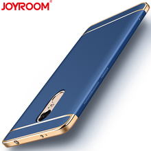 JOYROOM Plating Matte Plastic Case For Xiaomi Redmi Note 4 Pro Global Version Note4 Hard Phone Cover For For Redmi Note 4X Capa(China)