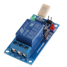 High Quality Electrical Equipment Accessories XD-75 Humidity Sensitive Switch Module Humidity Regulator Controller Relays AA
