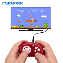 FORNORM 8 Bit Mini Video Game Console Player Build In 89 Classic Game Support TV Output Game Player Retro TV Game Christmas Gift(China)