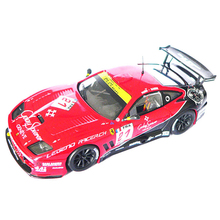 1/43 Exquisite Design Red 21 Sports Car Models Alloy Diecast Models Collection Displays Children Toys Gifts