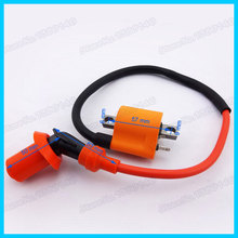 Super High Performance Racing Ignition Coil For 125cc 150cc 200cc 250cc ATV Quad 4 Taotao Sunl Motocross(China)