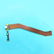 USB Charger Jack socket Connector Dock MIC Flex Cable For Samsung Galaxy Tab 3 10.1 P5200 P5210 GT-P5200 GT-P5210 Charging Port(China)