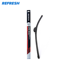 REFRESH Forcement Beam Windscreen Wiper Blade Fit Hook Arm Cleaning Automotive Glasses High Performance - ( Pack of 1 )
