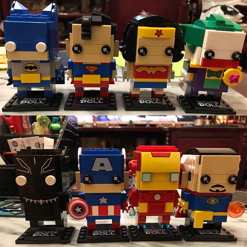 Decool-Marvel-Super-Heros-Figures-sets-Batman-Joker-building-blocks-Iron-Man-bricks-compatible-blockd-minifigures