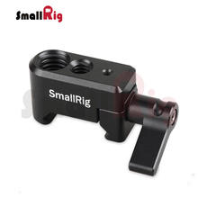 "SmallRig Quick Release Clamp NATO Standard Clamp with 1/4""-20 and 3/8""-16 Mounting Holes - 1973"