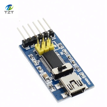 FT232RL FTDI Basic USB to serial for pro mini download cable USB TO 232 FT232 USB to TTL module BLUE(China)
