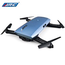 JJRC H47 ELFIE Drones Foldable RC Pocket Selfie Drone Dron With WiFi FPV 720P HD Camera G-Sensor Controller Helicopter Waypoints(China)