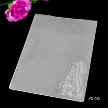 Cars Plastic Embossing Folders for DIY Scrapbooking Paper Craft/Card Making Decoration Supplies(China)