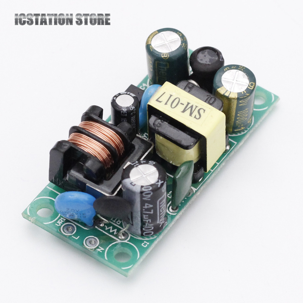 3.3V 1000mA 3.5W AC-DC Power Supply Buck Converter 220V to 3.3V Step Down Module<br><br>Aliexpress
