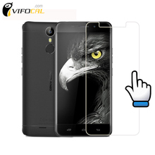 Ulefone Metal tempered glass 5.0inch 9H 2.5D Premium Screen Protector Film For Ulefone Metal Cell Phone + Free shipping