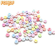 Buy 500pcs Retro Color Beads Creative Jewelry Making Accessories DIY Resin Craft Decorations Vintage Alphabet Bead for $2.94 in AliExpress store
