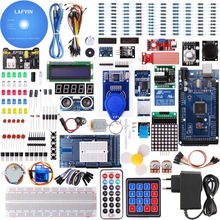 LAFVIN Mega 2560 Project The Most Complete Starter Kit with Tutorial for Arduino