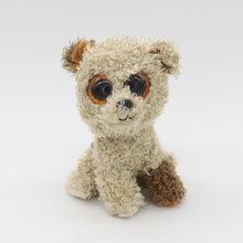 "Ty Beanie Boos Big Eyes 6"" Plush Kawaii Teddy Dog Animal Toys(China)"