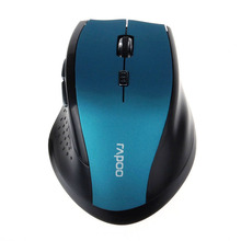 Low Prices Professional 2.4GHz Wireless Optical Gaming Mouse Mice Gamer mause wireless raton inalambrico For PC Laptop Computer(China)