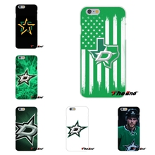 For Dallas Stars Hockey Logo For Samsung Galaxy A3 A5 A7 J1 J2 J3 J5 J7 2015 2016 2017 Soft Silicone Case