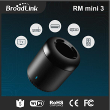 BroadLink RM Mini 3 Smart Home WiFi wireless Remote Controller Universal Switch Intelligent WiFi + IR for Android iOS