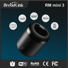 BroadLink RM Mini 3 Smart Home WiFi wireless Remote Controller Universal Switch Intelligent WiFi + IR for Android iOS(China)