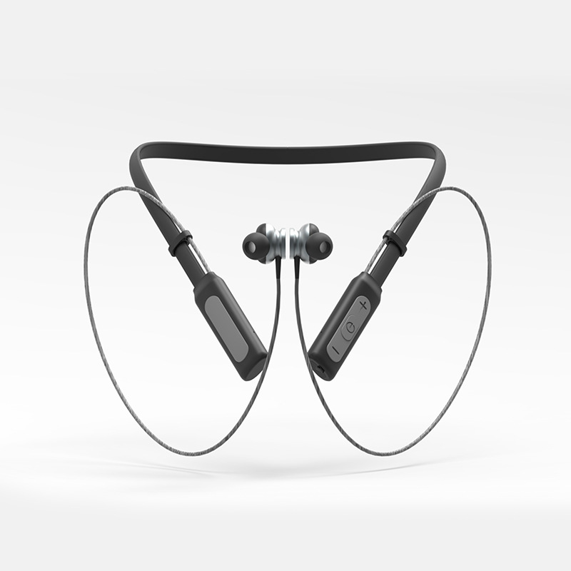 2018 new  sport Bluetooth4.1 50 meters connected with CSR8635 Necklace Stereo eaprhone for IOS android mobile phone<br>