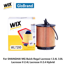 WiX car oil Filter WL7299 for DENGFENG PEUGEOT 307 1.6L PEUGEOT 206 307 Citroen Xsara Picasso (N68,N7)1.6L Xsara auto part(China)