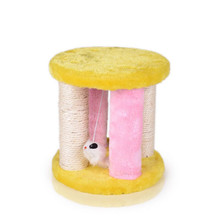 Sisal Puppy Toys Dog Toys Brinquedos Para Cachorro Pet Suppliers Rubber Toy For Cat Pet Cat Catlike board 11002(China)