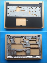 New Original For Dell Inspiron 15 5000 15-5000 5547 5548 5545 Palmrest Keyboard Bezel Upper Cover + Base Bottom Cover Lower Case