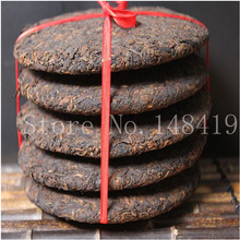 Promotion made in 1968 Chinese Ripe Puer black Tea  green natural health food,old tea cooked Pu erh tea lose weight  products
