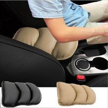 Car Armrests CoverCenter Console Arm Rest Seat Pad For Alfa Romeo Renault opel toyota honda accessories car styling(China)