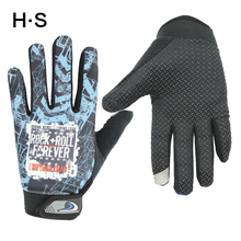Buy Men Women Winter Windproof Warm Cycling Full Finger Gloves Outdoor Sports Bike Bicycle Skiing Touch Screen Gloves for $4.99 in AliExpress store