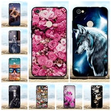 Buy FOR Case Xiaomi Redmi Note 5A Prime Cover Silicon Thin Luxury Bag 3D Cute Cat Animal Coque Xiaomi Redmi 5A Prime Phone Cases for $1.51 in AliExpress store